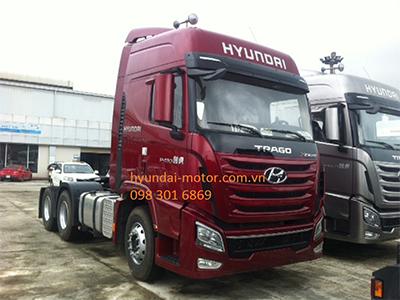 Đầu Kéo Hyundai Trago Xcient 410