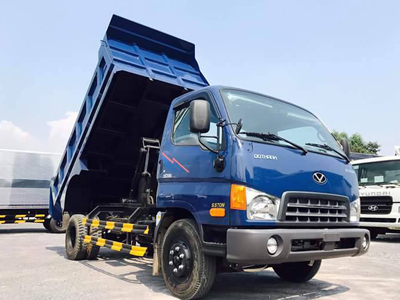 Xe Ben Hyundai HD88 5 tấn