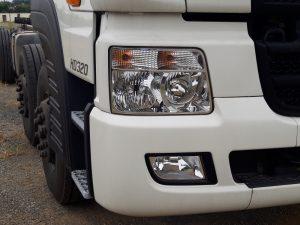Đèn Cabin xe tải hyundai 4 chân hd320 19 tấn
