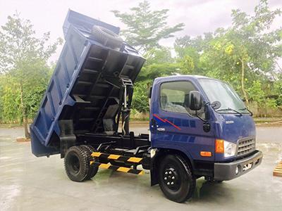 Xe Ben Hyundai HD99 6 Tấn