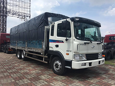 Xe Tải Hyundai HD210 14 Tấn