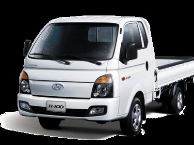 Xe Tải Hyundai Porter H100 1 Tấn