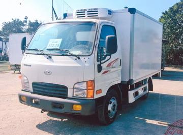 Hyundai N250 2.5 Tấn Đông Lạnh