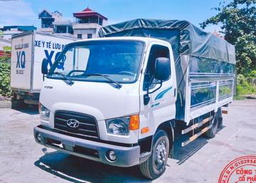 Hyundai 75s 3.5 Tấn Thùng Mui Bạt