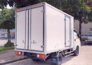 Hyundai Porter H150 Thùng Kín Composite