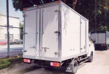 Thùng xe tải Hyundai Porter 150 Đông Lạnh