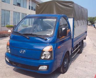 Hyundai Porter 150 Thùng Mui Bạt