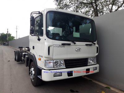 Xe tải hyundai hd240 3 chân 15 tấn