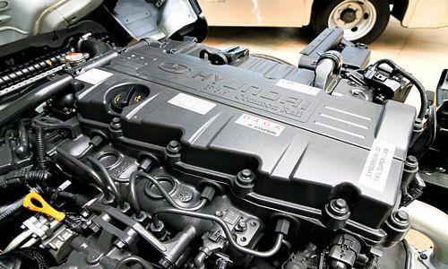 Động cơ xe tải Hyundai 8 tấn mighty ex8