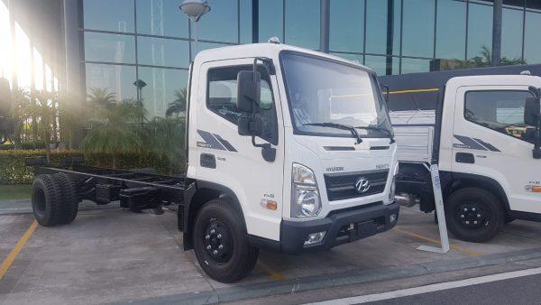 Hyundai 8 Tấn Mighty Ex8