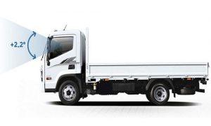 Ngoại Thất Hyundai 8 Tấn Mighty EX8