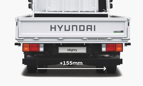 tâm bánh xe hyundai mighty ex8