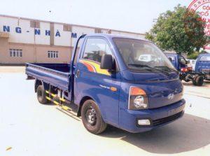 Ảnh Hyundai 1.5 tấn Porter 150 thùng lửng
