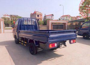 Ảnh xe tải hyundai porter 150 1.5 tấn thùng lửng