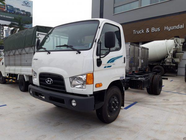 Xe tải hyundai 110sp 7 tấn