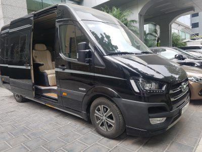 Hyundai Solati Limousin 9 chỗ