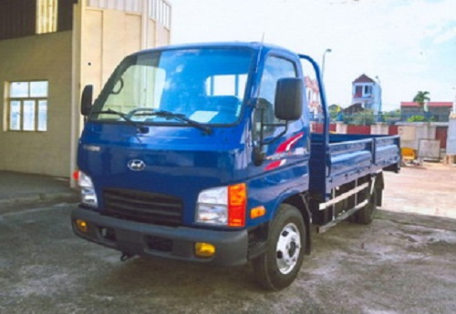 Hyundai N250SL 2.5 Tấn Thùng Lửng