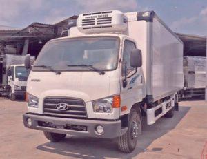 Hyundai110SL 7 Tấn Thùng Đông Lạnh
