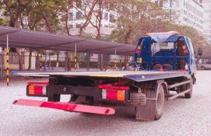 Hyundai110SL Cứu Hộ Kéo Chở Xe