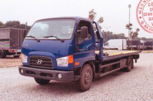 Hyundai 110SL Cứu Hộ Kéo Chở Xe