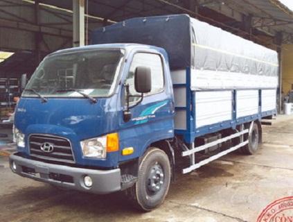 Hyundai 110SL 7 Tấn Mui Bạt