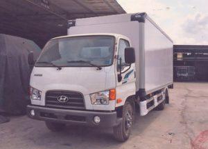 Hyundai110SL 7 Tấn Thùng Kín Bảo Ôn