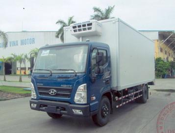 Hyundai EX8L 8 Tấn Đông Lạnh