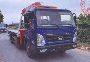Hyundai EX8L Cứu Hộ Gắn Cẩu