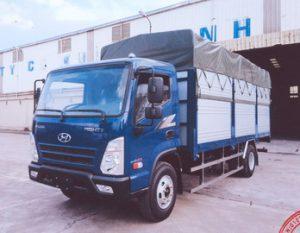 Hyundai EX8L 8 Tấn Thùng Mui Bạt