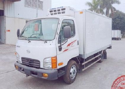 Xe Tải Hyundai N250SL 2.5 Tấn Thùng Đông Lạnh
