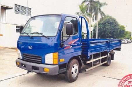 Xe Tải Hyundai N250SL 2.5 Tấn Thùng Lững