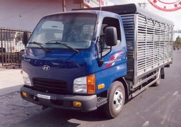 Hyundai N250SL 2.5 Tấn Chở Gia Cầm