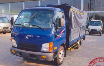 Hyundai N250SL Mui Bạt Bửng Nâng