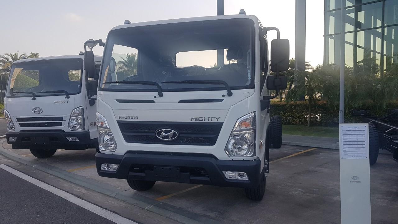 Ngoại thất Hyundai Ex8 GT
