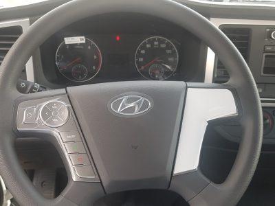 Nội thất Hyundai Ex6 3.5 tấn