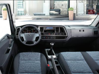 Nội thất Hyundai EX8 GT