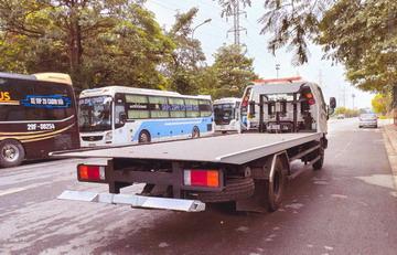 Hyundai 110XL Cứu Hộ Kéo Chở Xe