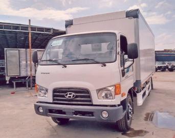 Hyundai 110XL 7 Tấn Thùng Kín Bảo Ôn Composite