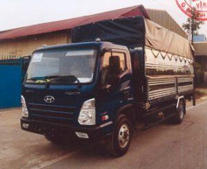 """""""Hyundai 6 Tấn GT S1 Mui Bạt Bửng Nâng"""