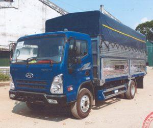 Hyundai Ex8 GTS2 Mui Bạt