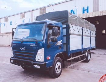 Hyundai Ex8 GTL Mui Bạt