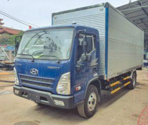 Hyundai Ex8 GTL Thùng Kín Chở Pallet