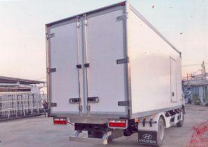 Thùng Kín Bảo Ôn Composite xe GT S2