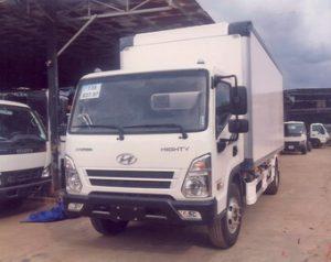 Hyundai Ex8 GTL Thùng Kín Bảo Ôn