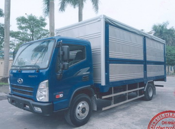 Hyundai Ex8 GTL Thùng Kín Mở Thành