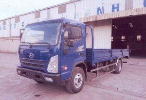 Hyundai Ex8 GTL Thùng Lửng