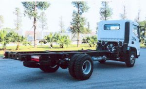 Ex8 GT S1 Cabin Chassis