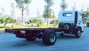 Ngoại Thất Hyundai Ex8 GTL