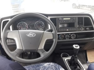 Nội Thất Hyundai Ex8 GTL