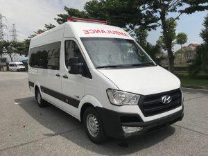 """""""Xe Cứu Thương Hyundai Solati"""
